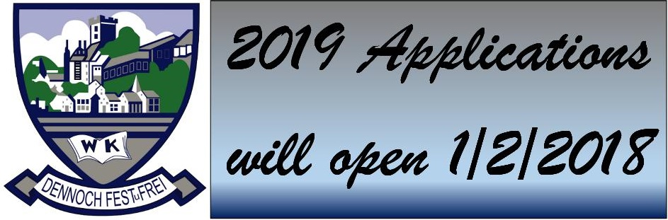 2019 Applications Now Open